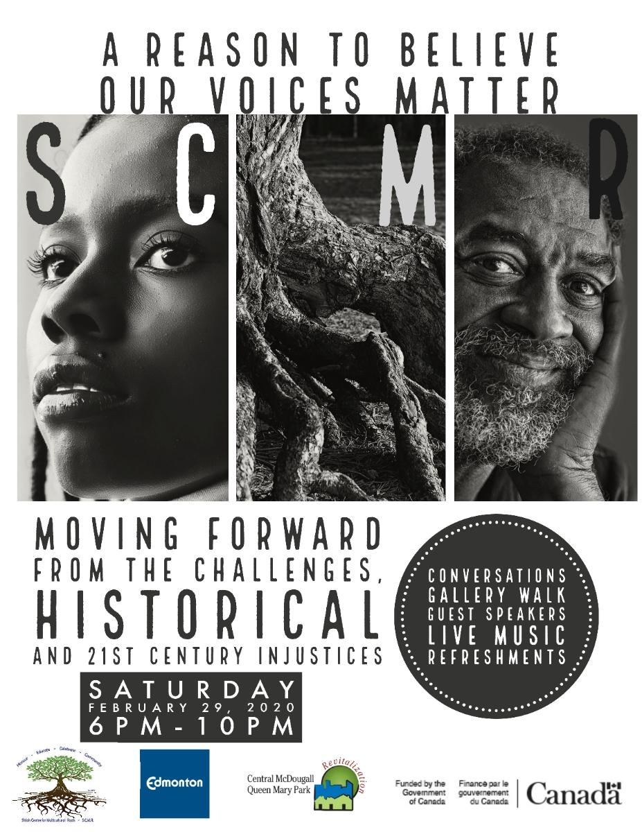 A Reason To Believe Our Voices Matter Black History Month 2020