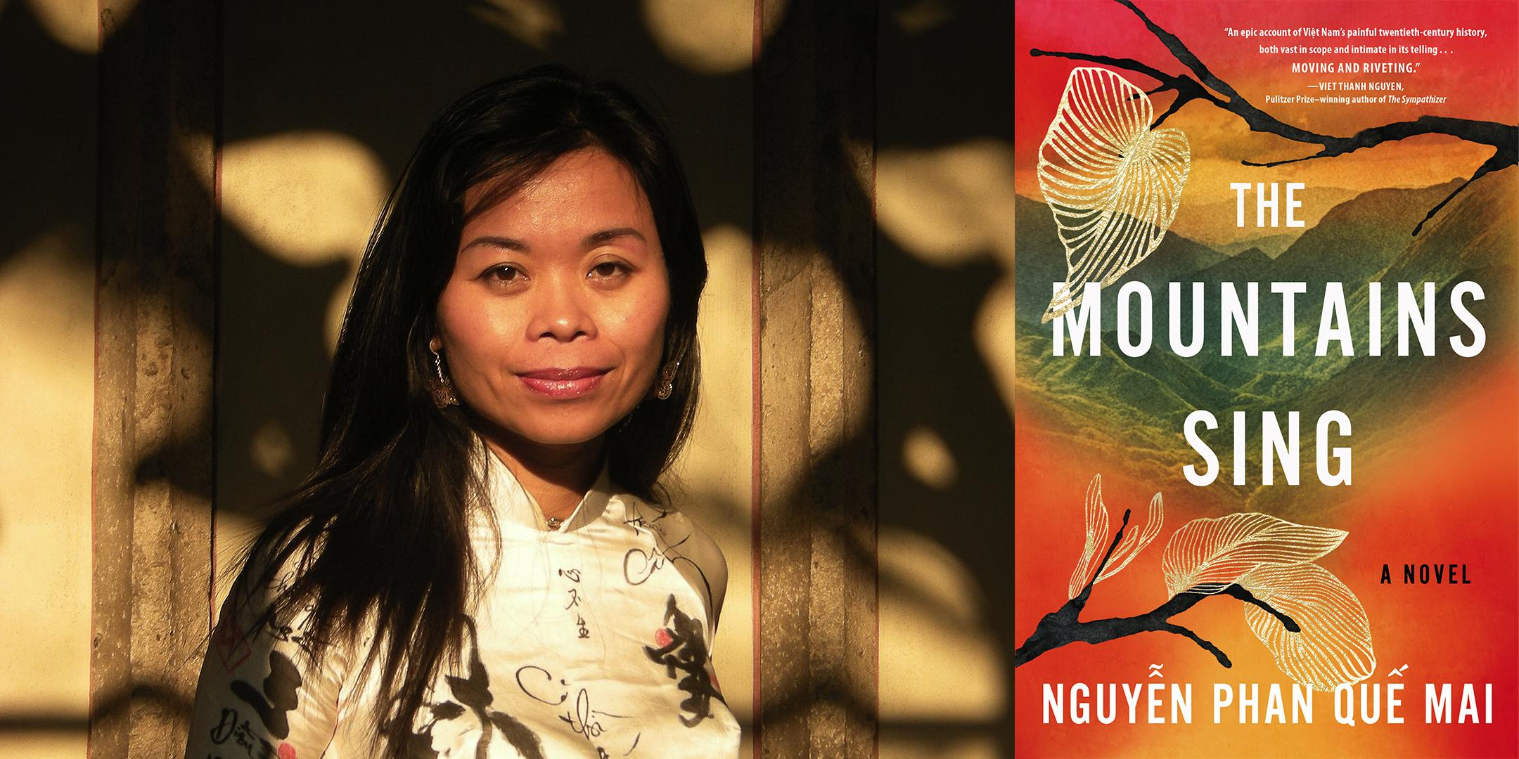 [Cancelled] The Mountains Sing Book Reading with Nguyễn Phan Quế Mai
