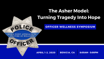 The Asher Model: Turning Tragedy Into Hope - Officer...
