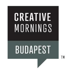 CreativeMornings/Budapest logo