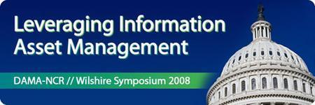 DAMA-NCR // Wilshire Data Management Virtual Symposium...