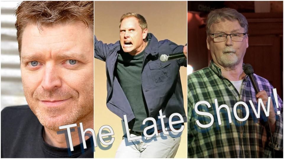 Little Dog Comedy Showcase (The Late Show!)
