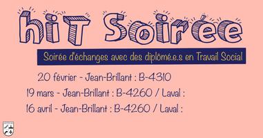 hiT Soirée – Soirée d'échanges avec des diplômé.e.s de...