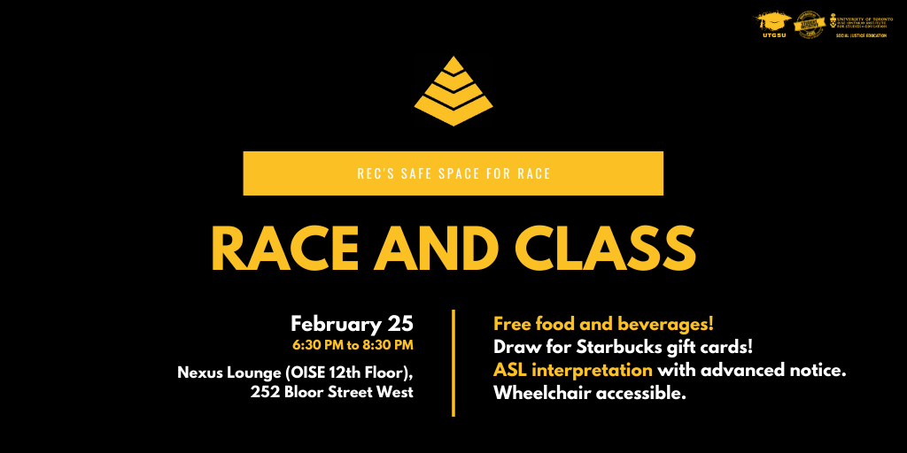 RACE and CLASS