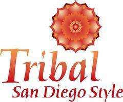 Tribal SDstyle 3 Festival Program Advertising