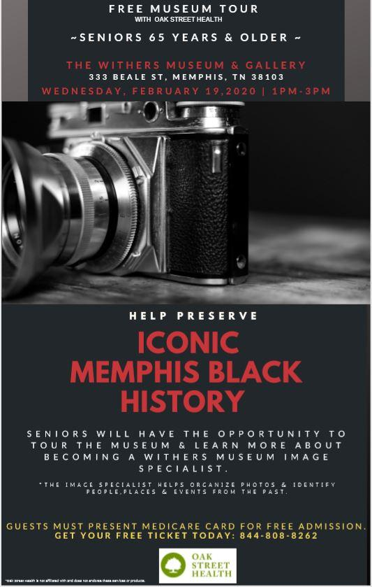 Iconic Black History through Photograpy: A Withers Museum Tour