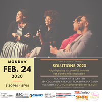 Solutions 2020: Third Annual Series