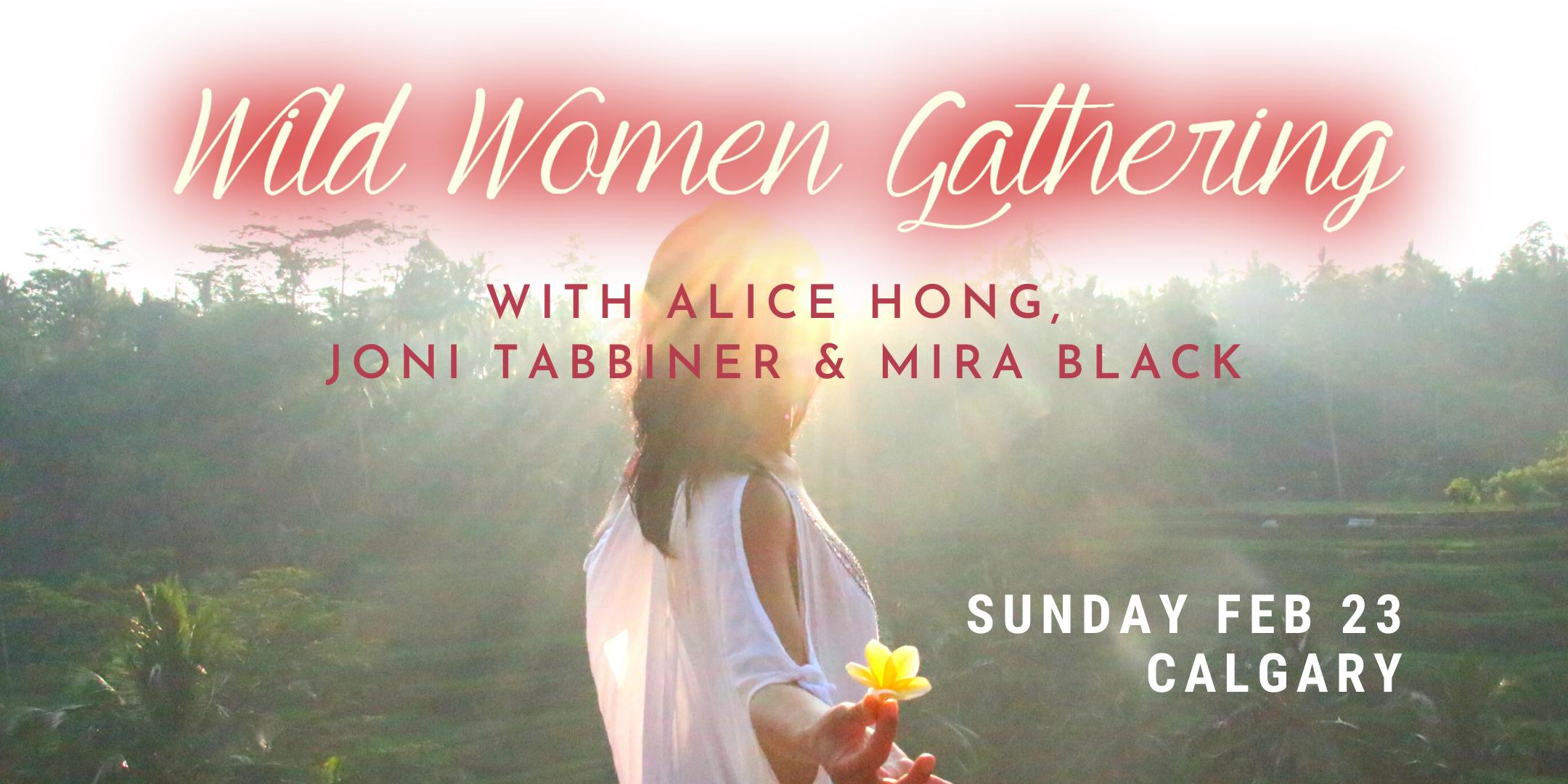 Wild Women Gathering - Calgary