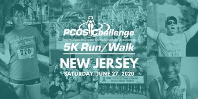 PCOS Walk 2020 - New Jersey PCOS Challenge 5K Run/Walk