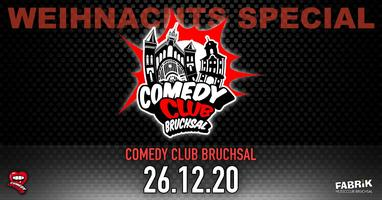Comedy Club Bruchsal - Mix Show - Weihnachts Special!