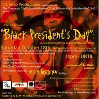 Black President's Day: A Celebration of Fela Kuti &...