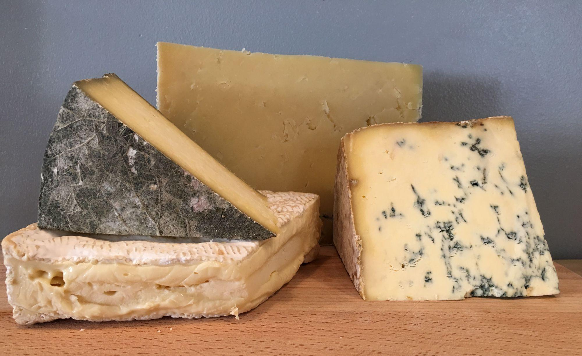 The Lescar - Great British Cheese night - with Homage2Fromage