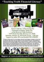 "Street Credit, Inc. presents ""Footsteps to Finance Book..."