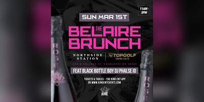 The Exclusive Belaire Brunch - SUNDAY FUNDAY During...