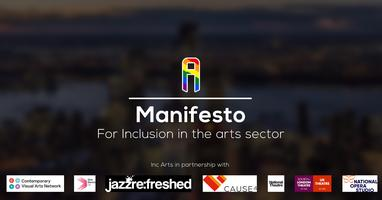 Inc Arts Manifesto for Change Workshop