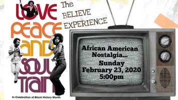 The Believe Experience Honors African-American...