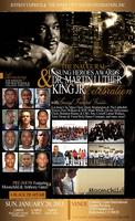 Dr.Martin Luther King Celebration & the Inaugural  Unsung...
