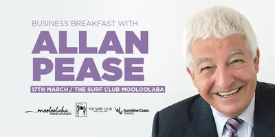 Business Breakfast with Allan Pease