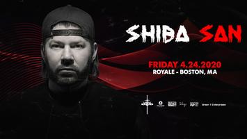 Shiba San at Royale | 4.24.20 | 10:00 PM | 21+