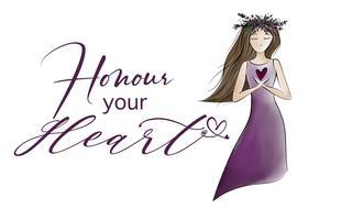 Honour you Heart workshop
