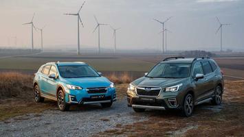 Metti alla prova la Nuova Gamma Subaru e-Boxer -...