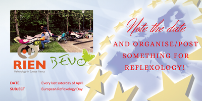 European Reflexology Day 2020
