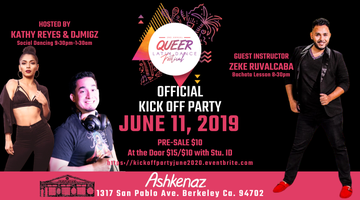 QUEER Latin Dance Fest- KICK OFF PARTY