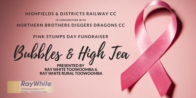 Pink Stumps Day High Tea - Presented by Ray White...