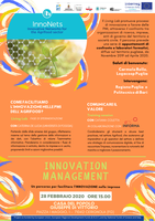 Living Lab Innovation management - Comunicare il valore