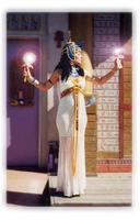 Pharaonic Candle Dance & Basics @ The Herb Shop