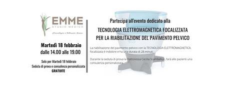 OPEN DAY GRATUITO: TECNOLOGIA ELETTROMAGNETICA PER LA...