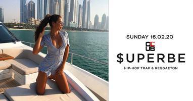 $UPERBE Party - Hip-hop & Reggaeton - Sunday 16...