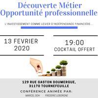 Atelier Découverte Métier - opportunité