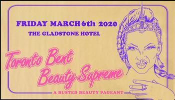 BENT BEAUTY SUPREME 2020 - A Busted Beauty Pageant