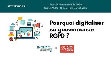 Pourquoi digitaliser sa gouvernance RPGD ?