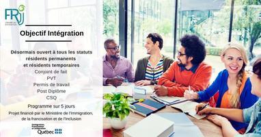 Objectif Intégration : Prendre un bon départ en...