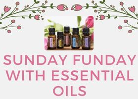 Sunday Funday with Essential Oils & Yoga