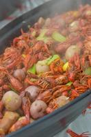 3rd Annual Crawfish Boil
