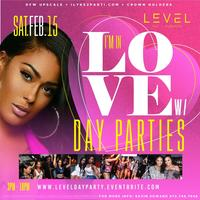 I Love Day Parties @ Level Uptown