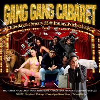 GANG GANG CABARET