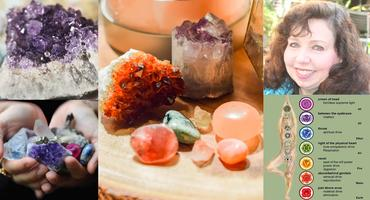 Crystal Balancing Jennifer Morris Saturday, March 14,...