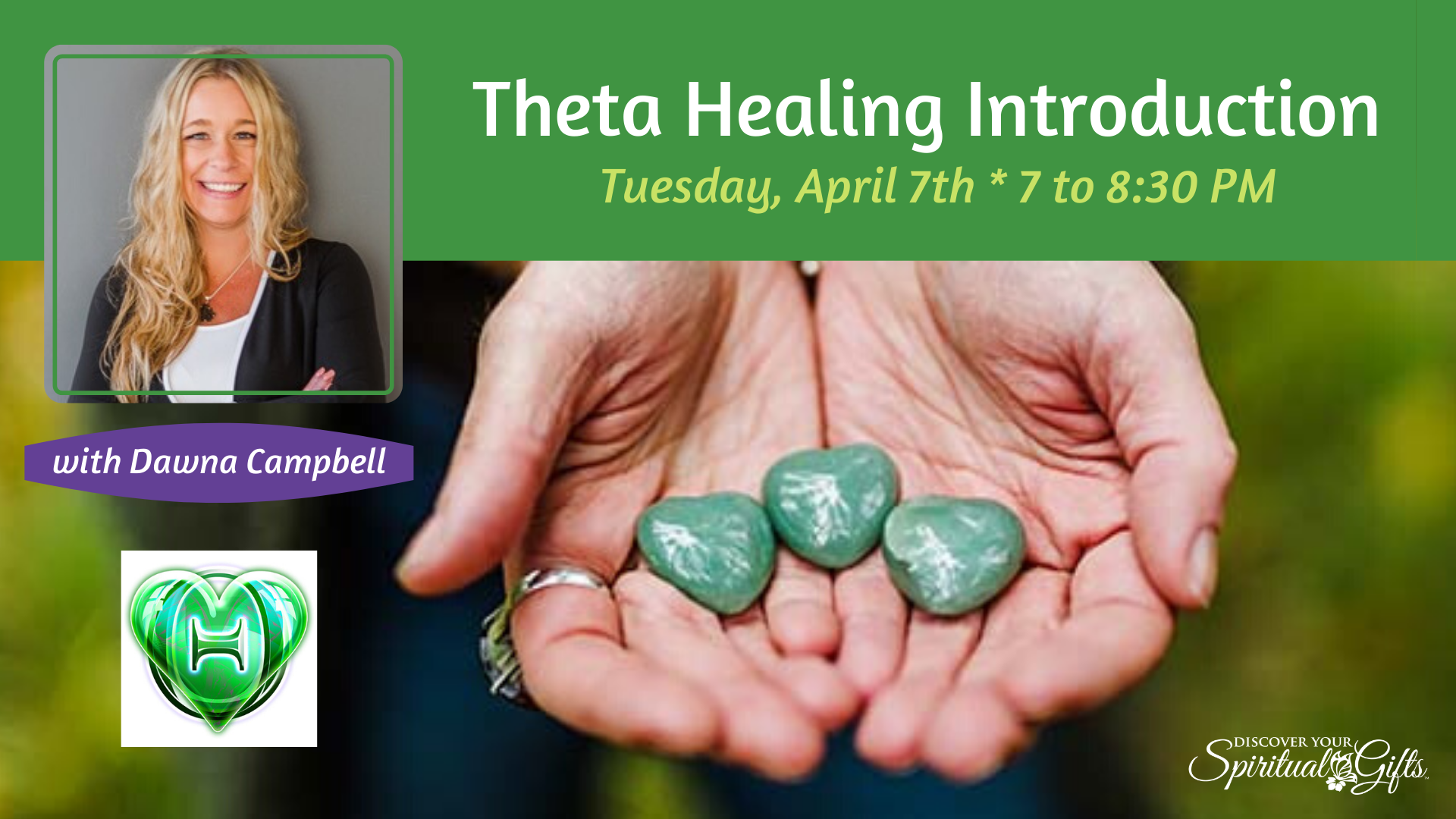 [ONLINE] ThetaHealing Introduction