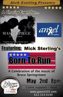 Mick Sterling Presents: BORN TO RUN - A CHARITY EVENT
