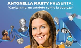 "Antonella Marty presenta: ""Capitalismo: un antídoto..."