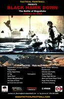 Tacticalpaintball Presents  Black Hawk Down 2009