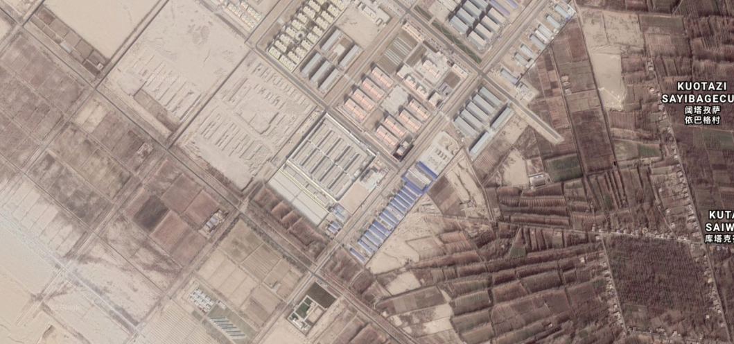 The Ordeal of a Uyghur County: Case Records of Mass Detention