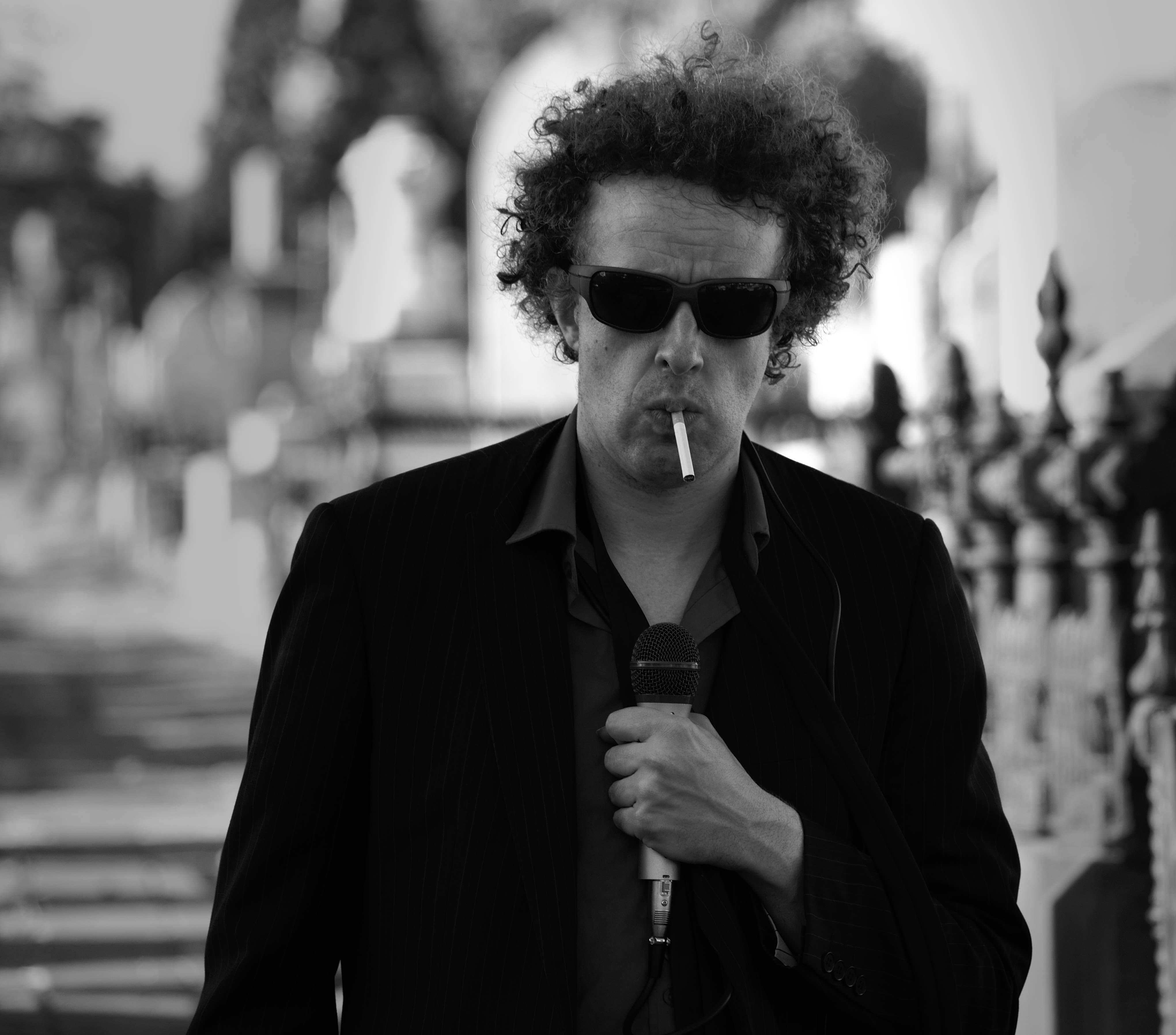 Tony Magnuson - Grieve in Grieve out