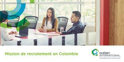 Mission de recrutement en Colombie