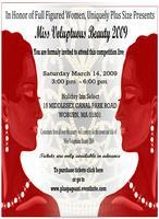 Voluptuous Beauty  Pageant U.S.A