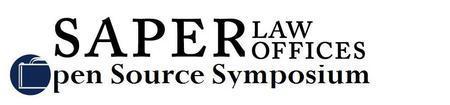 Saper Law Open Source Symposium